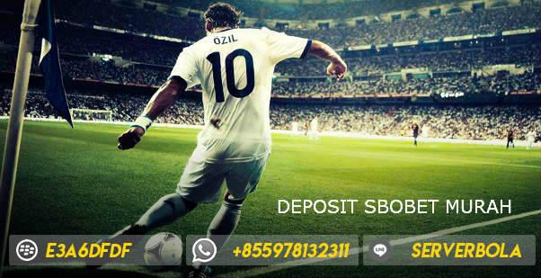 apa fungsi dari deposit sbobet